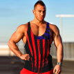 New Men's Fashion Sleeveless T-shirt Tank Top Vest