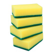 JJ-CF201 home washing cloth sponge scouring pad multi-purpose scouring pad washing towel wipes special 8 piece