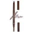 ETUDE HOUSE eyebrow pencil 0.26g, 02 gray-brown color