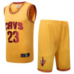 2017 New Fashion NBA Cleveland Cavaliers LeBron James 23# Basketball Jersey Sports Tops+pants Embroidery Ventilation tracksuit