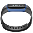 Happy heart ziva plus heart rate bracelet sports bracelet precise heart rate monitoring 50 meters waterproof 60 days life full touch large screen USB flash drive smart bracelet pedometer burning color