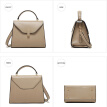 MICOCAH Summer New  And Fashion Solid Color Wind Handbag Shoulder Bag For Women  CH50002