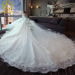 High Quality New Fashion Lace Wite Princess Wedding Dresses Sexy Wedding Gowns Bridal Bride Dresses Weeding Dress Custom Size