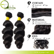 4 PCS Peruvian Loose Wave Bundles Peruvian Virgin Hair Loose Wave 100% Human Hair Bundles Natural Color Free Shipping