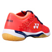 Yonex YONEX badminton shoes comfortable breathable lightweight men's sports shoes SHB-03ZMEX-475 coral red 43 yards