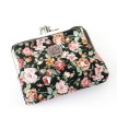 Just Star 110001 Floral Coin Purse (Random Color)
