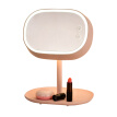 Creative Gift Birthday Gift Makeup Mirror with LED light Touch Screen