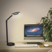 Good vision students learn high sense of reducing blue light LED stepless light adjustment reading lamp TG2520-BK