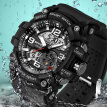 2017 Military Watch Men Waterproof Sport Watch for Mens Watches Top Brand Luxury Clock Camping Dive Relogio Masculino