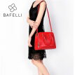 BAFELLI split leather briefcases business high capacity for women crossbody bags handbags women famous brands womens bags