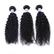Peruvian Kinky Curly Virgin Hair Extensions 3pcs Afro Kinky Curly Hair Natural Black Human Hair Weave Bundles