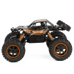 US-induced model (MZ) remote control car 1:14 Bigfoot climbing car charging remote control off-road car four-wheel drive model child boy toys bright orange