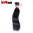Brazilian Virgin Straight Hair 3 Bundles 100% Unprocessed Human Hair Weave Extensions Natural Color Can Be Dyed and Bleached