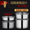 【Jingdong Supermarket】 Golden Key (GOLDEN KEY) 304 Insulation pot 1.5L Straight anti-overflow vacuum stainless steel lunch box Insulation barrel GK-R1500T