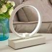 Ring adjustable light type creative desk lamp -220V