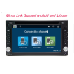 "Android Quad Core Capacitive Touch Screen car dvd stereo 4G player gps Bluetooth AM FM 6.2"" 2din in dash support DVR OBD2 TPMS"