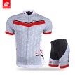 Nuckily summer short sleeve Cycling Jersey and professional cycling short suit for men AJ233 BK294