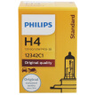 Philips (PHILIPS) small sun value type quartz lamp H4-12342 car light bulb single support