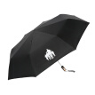 NELLO (NIELLO) automatic umbrella folding double increase rain and light dual-use men's business folding umbrella N8310