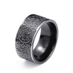 Cool Unique Animal For Man Stainless Steel Do The Old Retro Gothic Chinese Style Man's Lord of Ring Jewelry