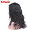 Allrun Hair Brazilian Lace Front Human Hair Wigs Body Wave For Black Women Human Hair Wigs Brazilian Virgin Hair Body Wave