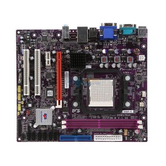 shop elite ecs a740gm m v1 0a motherboard amd 740g socket am2 rh joybuy com
