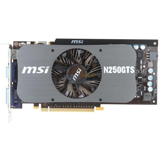 Shop MSI N250GTS-MD Blizzard III 512M-F1 675/2000 512M/256bit DDR3