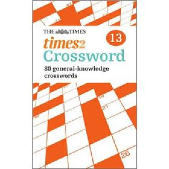 Times 2 Crossword Book 13