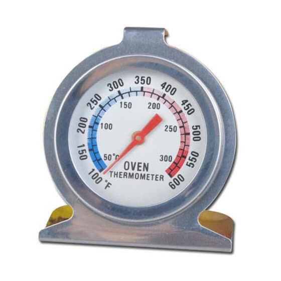 Qiantuan Jinggong Analog Oven Thermometer Use Directly Into The Oven