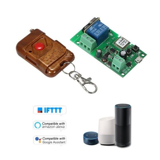 Shop eWeLink USB DC5V 12V 24V 32V RF 433Mhz Wifi Switch Wireless