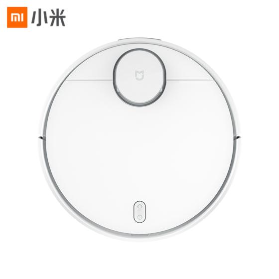 [2019 Новинки]Робот-пылесос Xiaomi Mijia LDS Robot Vacuum Cleaner (STYTJ02YM), черный