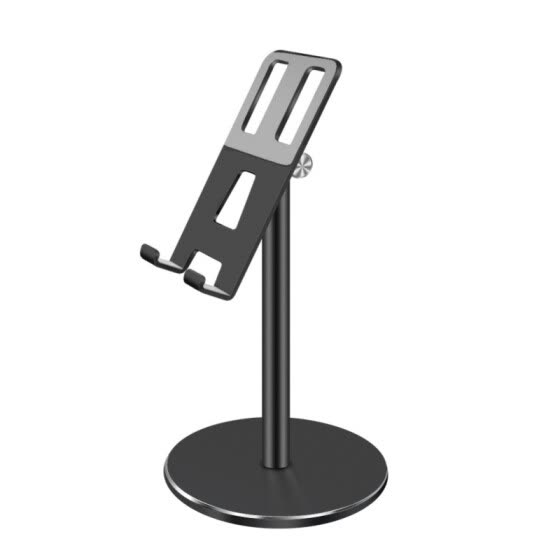 Liftable Phone Tablet Stand Adjustment Aluminum Alloy Bracket Desktop Holder for iPhone IPad Samsung EBook Reader Up To 10 Inch