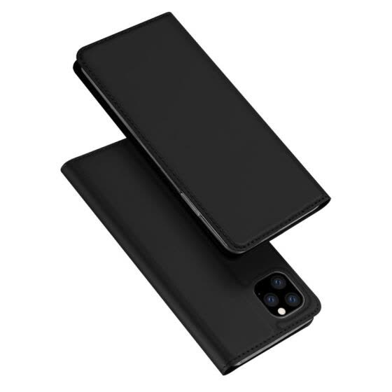 Fashionable Cool Cases Solid Color Leather Covers For IPhone 11 Pro MAX With Holder Magnetic Suction Buckle Card Slot Design!