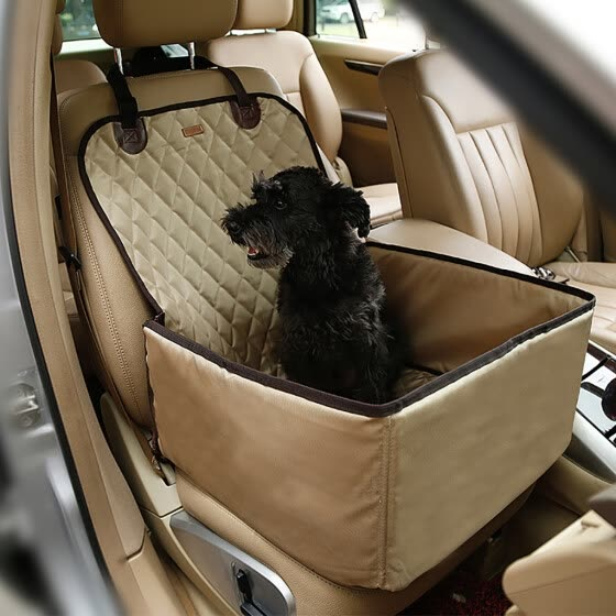 Portable Pet Mat Dog Cat Waterproof Car Seat Cover Pet Travel Car Covers Blanket