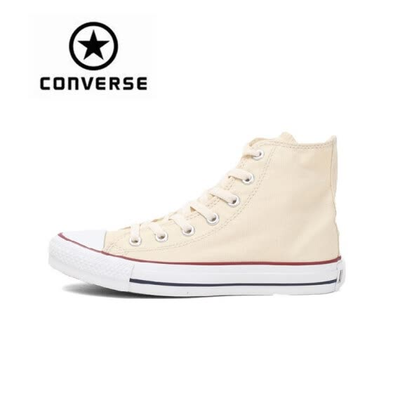 c89f64a9cc86 Converse Skateboarding Shoes Original New Arrival Classic Unisex Canvas  High Top Anti-Slippery Sneaksers Comfortable