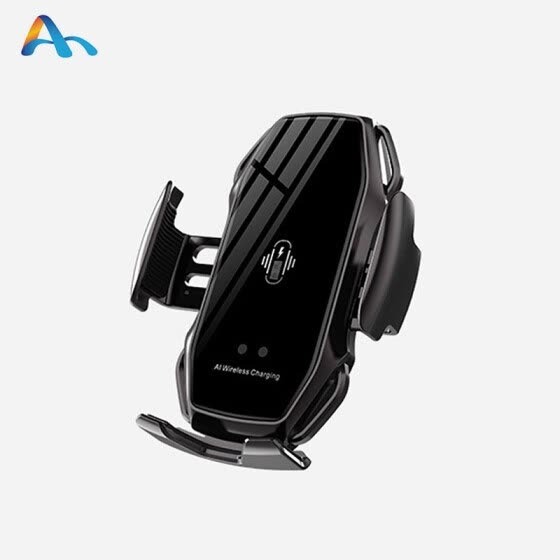AM-C001	Wireless smart sensor mobile phone fast charger Fully automatic parallel telescopic clip Smart car phone holder