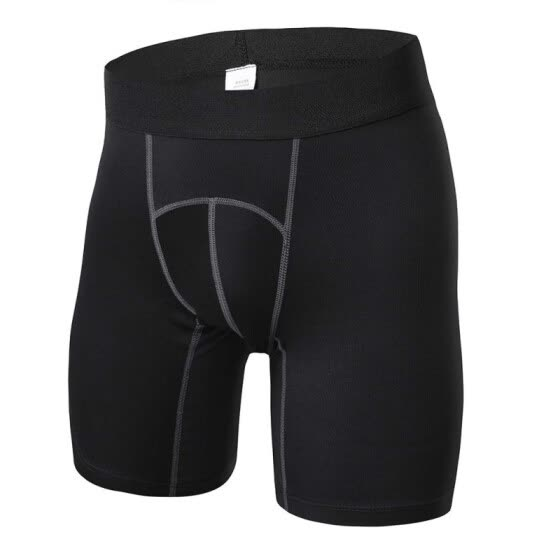 Workout Sports Breathable Quick Drying Bottom Shorts Men Compression Gym Sports Shorts Fitness Athletic Jogging Fitness Clothes