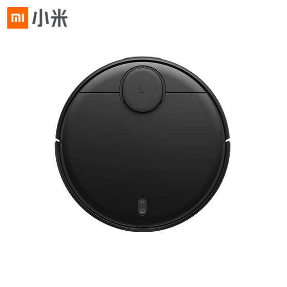 [2019 New Arrival] Xiaomi Mijia LDS Smart Robot Vacuum Cleaner (STYTJ02YM), Black