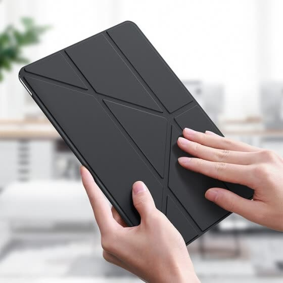 Baseus Case for iPad 10.2 inch Magnetic Auto Sleep Wake Up Leather Case for Apple iPad 2019 Case