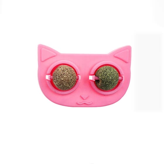 DianXIing 100% Natural Catnip Mint Lollipop Ball Tease Toy Molar Stick Best Gift For Cat