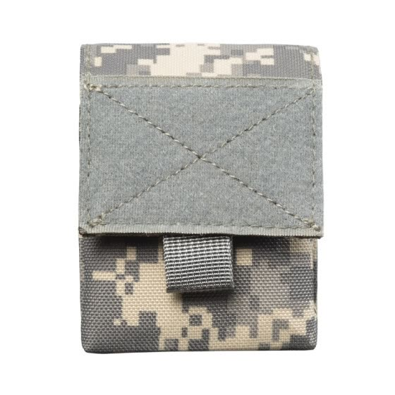 Mini Military Waist Pack Bags Molle Army Coin Key Purses Utility Sundries Bag Pouch Hunting Hiking Outdoor Sports