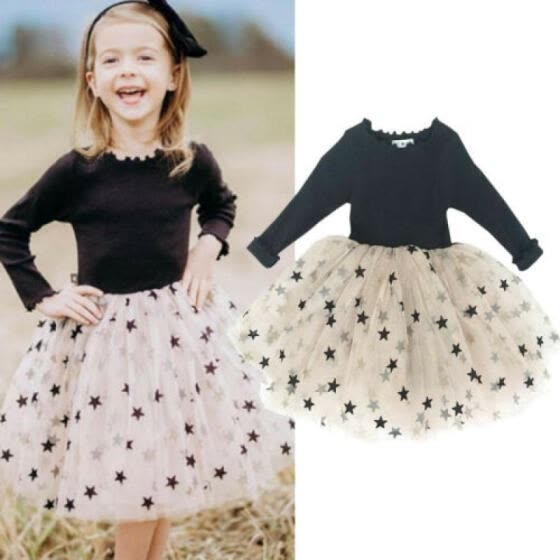 UK Kids Baby Girl Pageant Lace Party Dress Skirt Princess Dresses Wedding Outfit