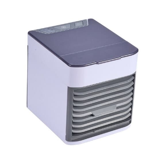 Small Household Air Cooler Leafless Fan Mini Air Conditioner