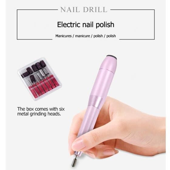 KITCCI Электрический инструмент для полировки ногтей / Сверло для ногтей 22487