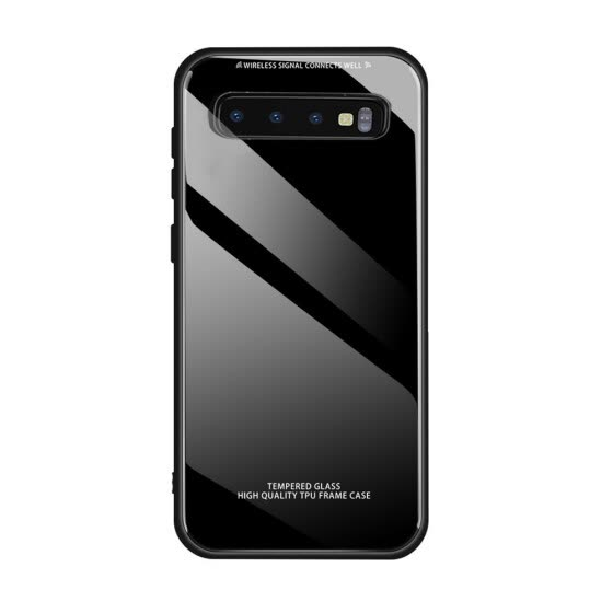 Glass Case Compatible Series  with Samsung Galaxy S10