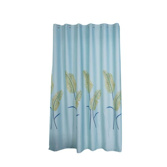 Leaves Curtain Tulle Window Treatment Voile Drape Valance 1 Panel Fabric
