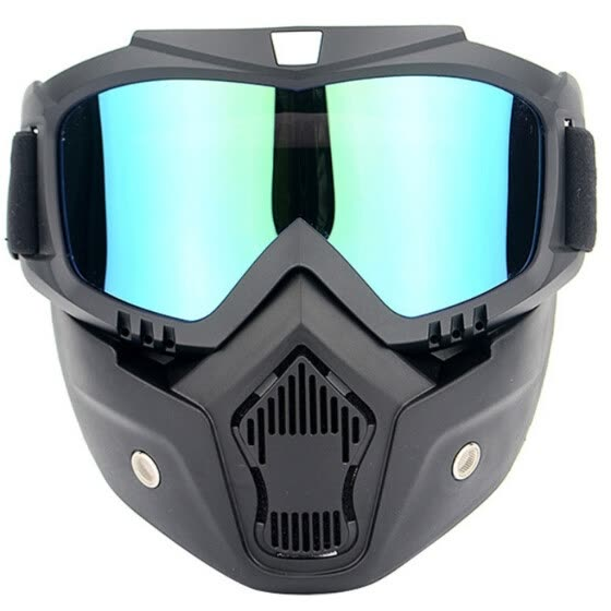 Anti-fog Winter Snow Sport Goggles Ski Snowmobile Face Mask Sun Glasses Eyewear