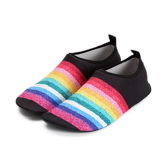 Outdoor Snorkeling Wterproof Shoes Anti-slip  Quick Drying Slip On Socks Footwear Summer Beach Swimming Wading