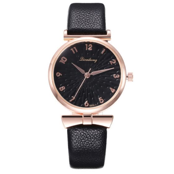 Women's Belt Quartz Wrist Watch Fashion Student Casual Watch Female Models