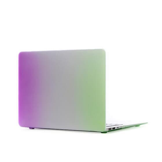 Matte Rainbow Hard Protector Case For Macbook air 11-inch A
